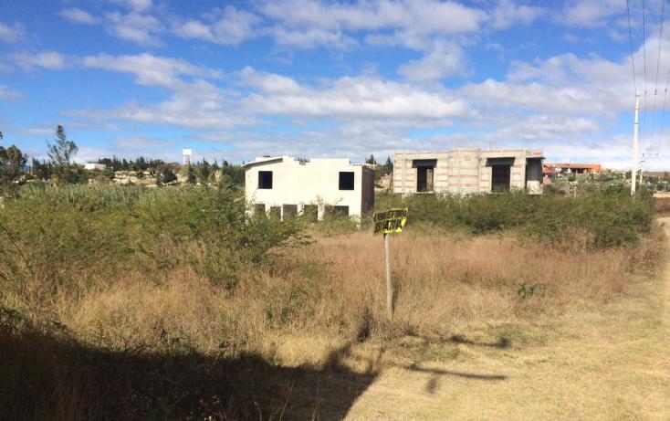 Foto de terreno habitacional en venta en  , san sebastián etla, san pablo etla, oaxaca, 1190647 No. 01