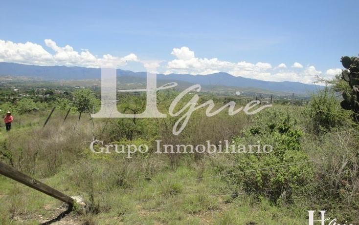 Foto de terreno habitacional en venta en san sebastian etla , san pablo etla, san pablo etla, oaxaca, 1509519 No. 03