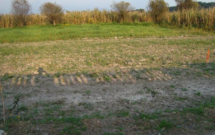 Foto de terreno habitacional en venta en  , san sebastián, metepec, méxico, 1241393 No. 01