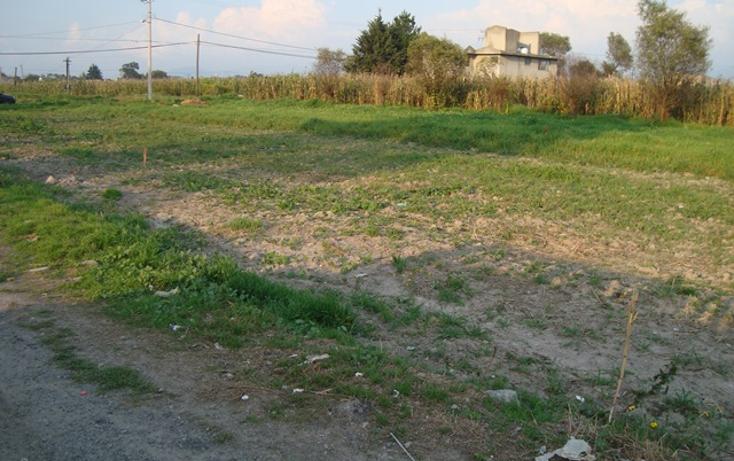 Foto de terreno habitacional en venta en  , san sebastián, metepec, méxico, 1241393 No. 02