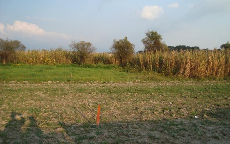 Foto de terreno habitacional en venta en  , san sebastián, metepec, méxico, 1241393 No. 03