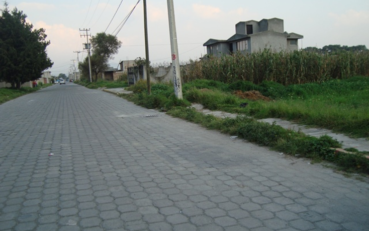 Foto de terreno habitacional en venta en  , san sebastián, metepec, méxico, 1241393 No. 05