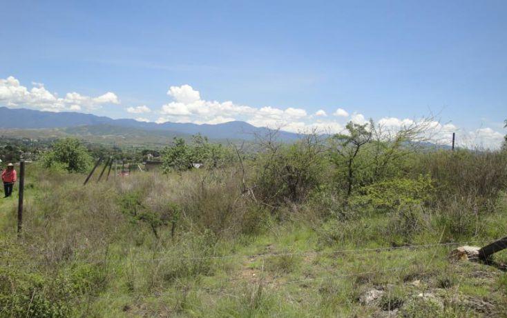 Foto de terreno habitacional en venta en san sebastian, san sebastián etla, san pablo etla, oaxaca, 1010479 no 02
