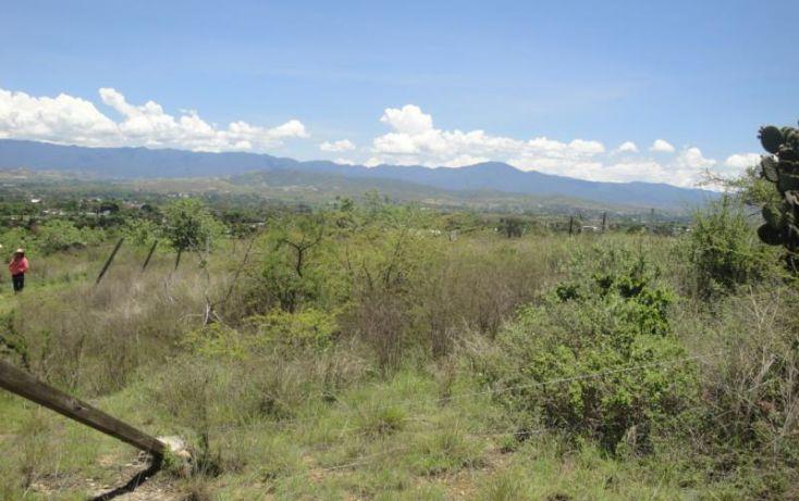 Foto de terreno habitacional en venta en san sebastian, san sebastián etla, san pablo etla, oaxaca, 1010479 no 03