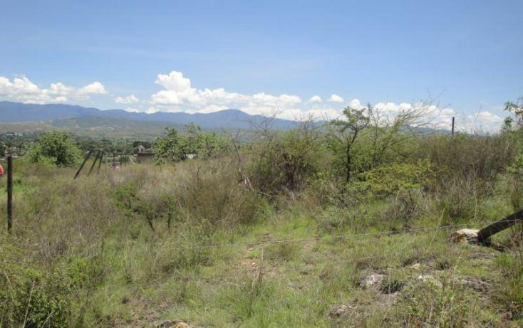Foto de terreno habitacional en venta en san sebastian, san sebastián etla, san pablo etla, oaxaca, 1010479 no 04