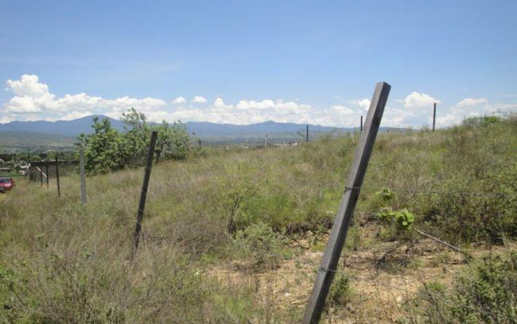 Foto de terreno habitacional en venta en san sebastian, san sebastián etla, san pablo etla, oaxaca, 1010479 no 06