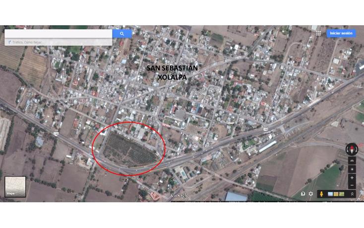 Foto de terreno comercial en venta en  , san sebastián xolalpa, teotihuacán, méxico, 1054377 No. 01