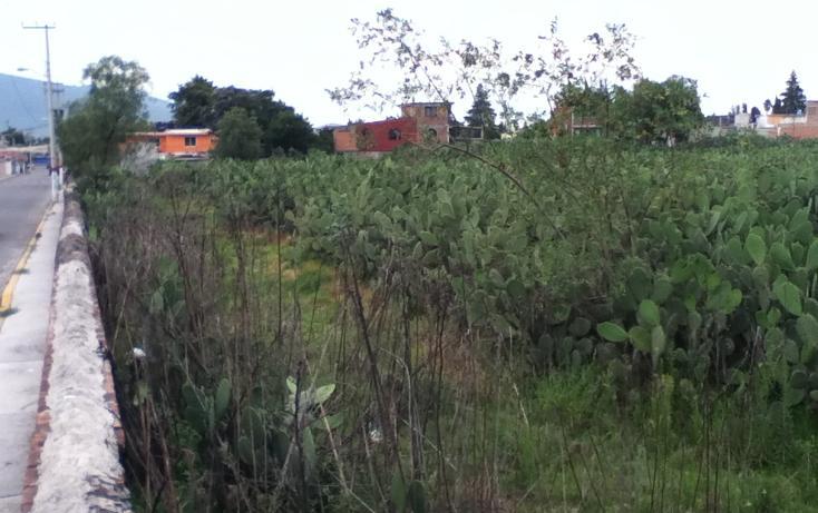 Foto de terreno comercial en venta en  , san sebastián xolalpa, teotihuacán, méxico, 1054377 No. 04