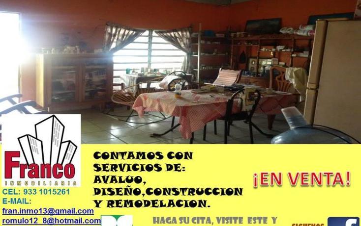 Foto de casa en venta en  , san silverio, comalcalco, tabasco, 1616712 No. 02