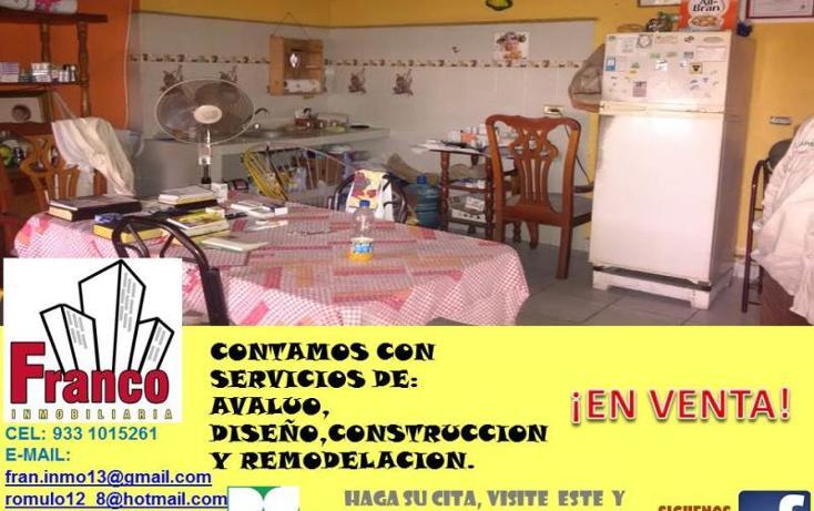 Foto de casa en venta en  , san silverio, comalcalco, tabasco, 1616712 No. 04