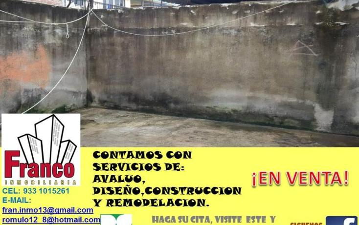 Foto de casa en venta en  , san silverio, comalcalco, tabasco, 1616712 No. 06
