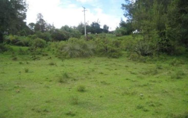 Foto de terreno habitacional en venta en  , san simón el alto, valle de bravo, méxico, 829493 No. 01