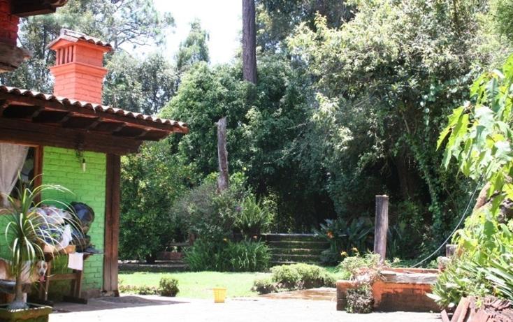 Foto de casa en venta en  , san simón el alto, valle de bravo, méxico, 829589 No. 01