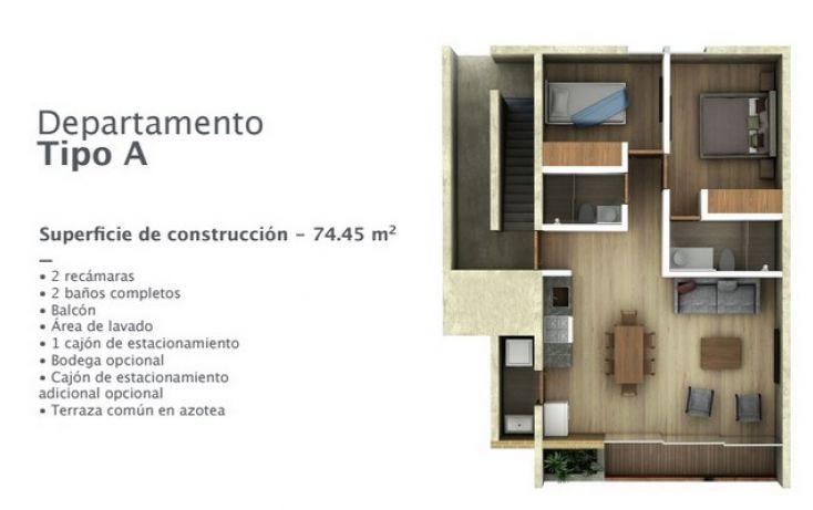 Foto de departamento en venta en, san simón ticumac, benito juárez, df, 2023765 no 07