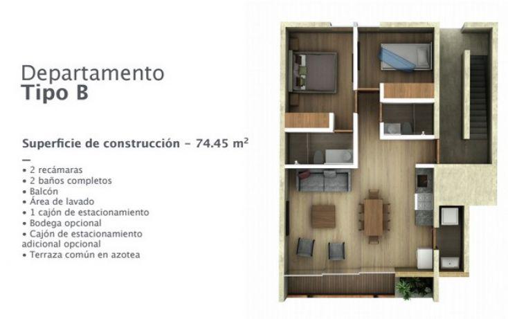 Foto de departamento en venta en, san simón ticumac, benito juárez, df, 2023765 no 08