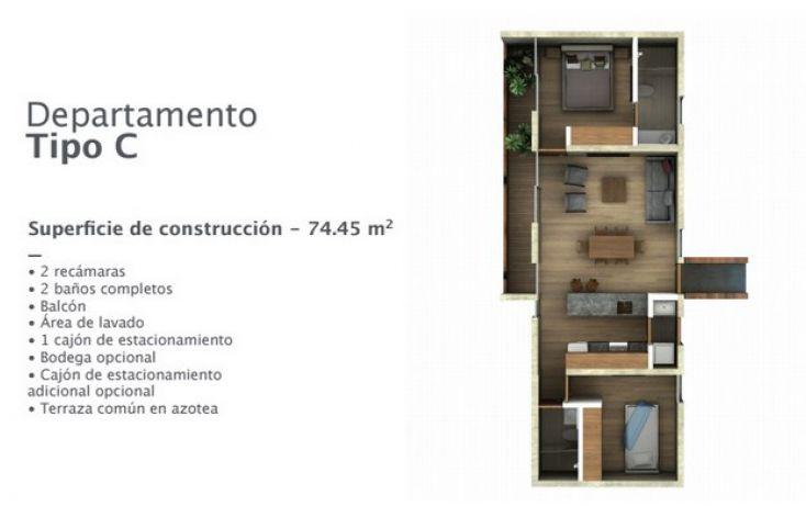 Foto de departamento en venta en, san simón ticumac, benito juárez, df, 2023765 no 09