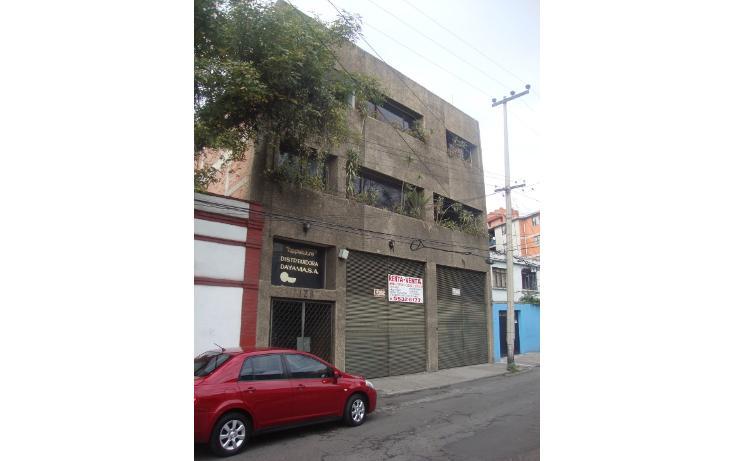 Foto de edificio en venta en  , san simón ticumac, benito juárez, distrito federal, 1095851 No. 02
