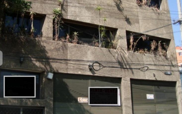 Foto de oficina en venta en  , san sim?n ticumac, benito ju?rez, distrito federal, 1524893 No. 01