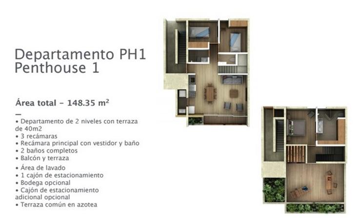 Foto de departamento en venta en  , san simón ticumac, benito juárez, distrito federal, 1598914 No. 04
