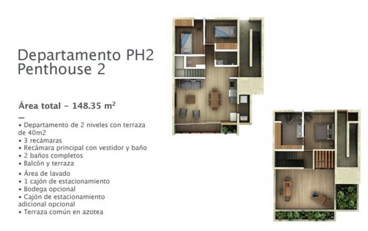 Foto de departamento en venta en  , san simón ticumac, benito juárez, distrito federal, 1598914 No. 05