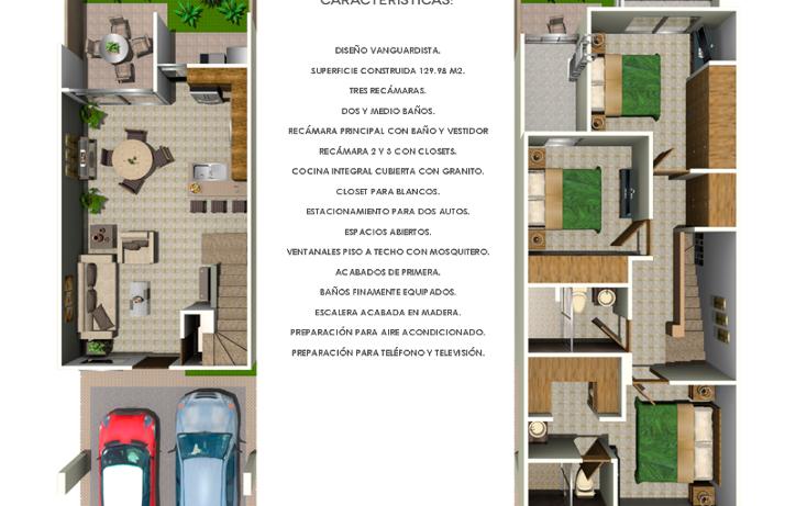 Foto de casa en venta en  , san vicente, bahía de banderas, nayarit, 1454533 No. 02