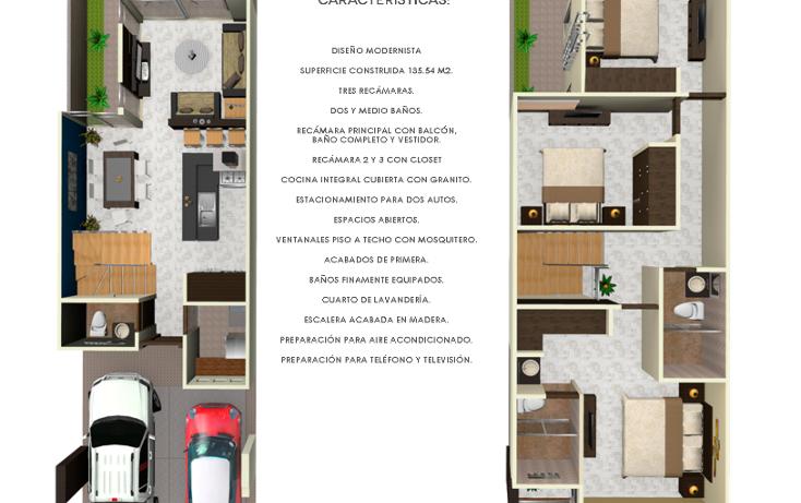 Foto de casa en venta en  , san vicente, bahía de banderas, nayarit, 1454893 No. 02