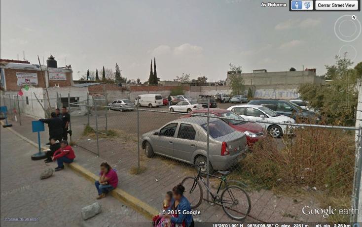 Foto de terreno comercial en renta en  , san vicente chicoloapan de juárez centro, chicoloapan, méxico, 1135267 No. 02