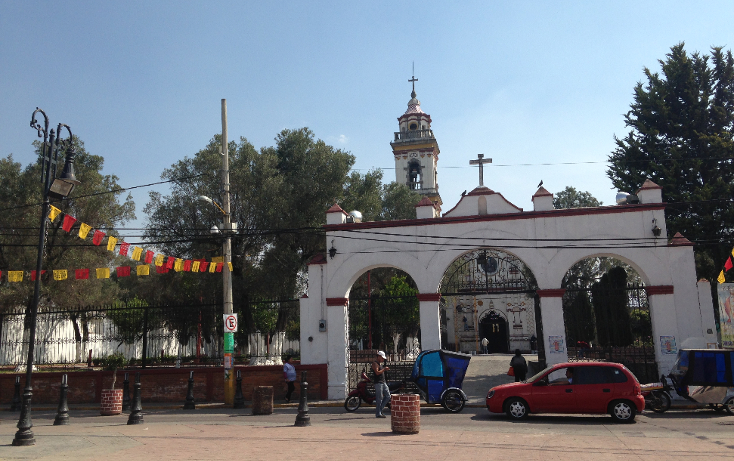 Foto de terreno comercial en renta en  , san vicente chicoloapan de juárez centro, chicoloapan, méxico, 1135267 No. 10