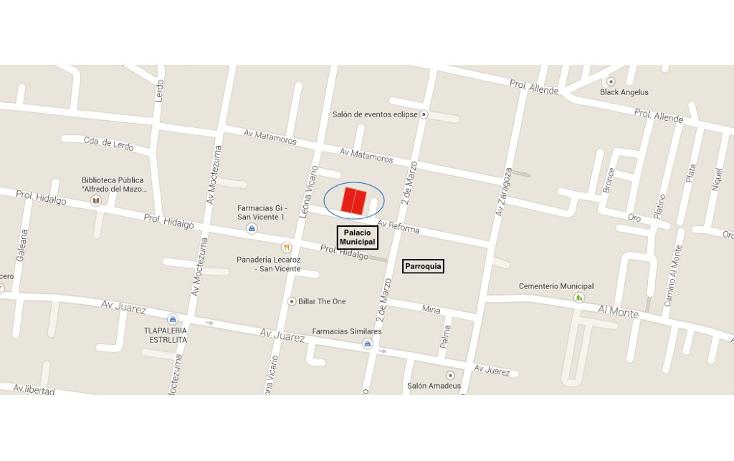 Foto de terreno comercial en renta en  , san vicente chicoloapan de juárez centro, chicoloapan, méxico, 1135267 No. 13
