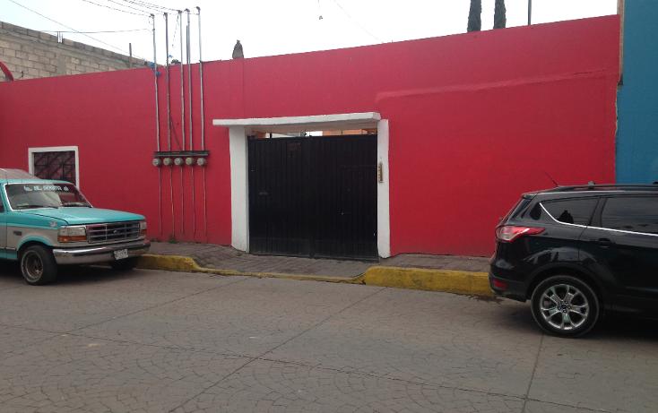 Foto de casa en renta en  , san vicente chicoloapan de juárez centro, chicoloapan, méxico, 1598696 No. 01