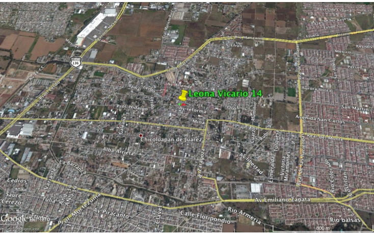 Foto de casa en renta en  , san vicente chicoloapan de juárez centro, chicoloapan, méxico, 1598696 No. 10