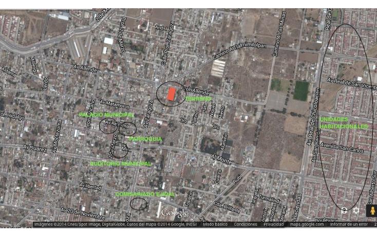 Foto de terreno habitacional en venta en  , san vicente chicoloapan de juárez centro, chicoloapan, méxico, 1916242 No. 07