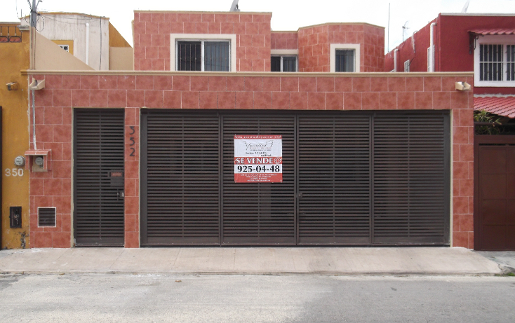 Foto de casa en venta en  , san vicente chuburna, mérida, yucatán, 1602360 No. 01