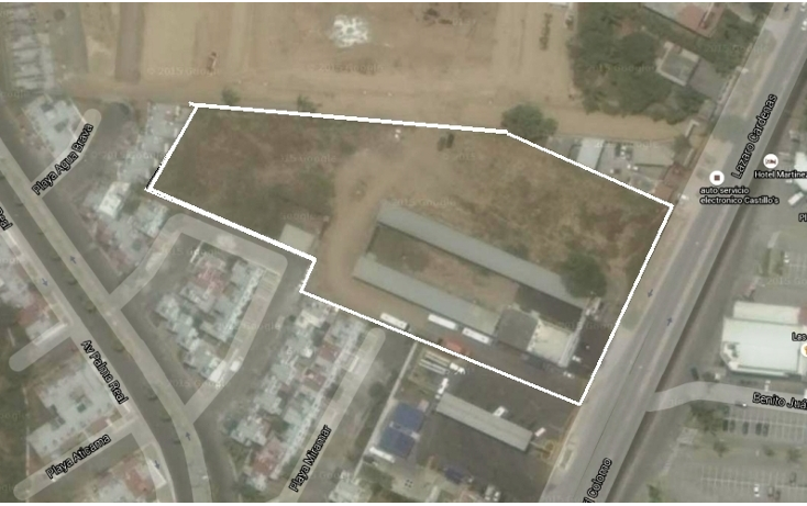Foto de terreno comercial en venta en  , san vicente del mar, bah?a de banderas, nayarit, 1216819 No. 01