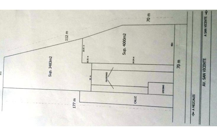 Foto de terreno comercial en venta en  , san vicente del mar, bah?a de banderas, nayarit, 1216819 No. 02