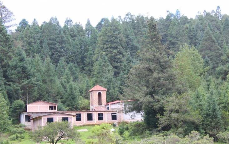 Foto de terreno habitacional en venta en  , san vicente, mineral del monte, hidalgo, 1022041 No. 08