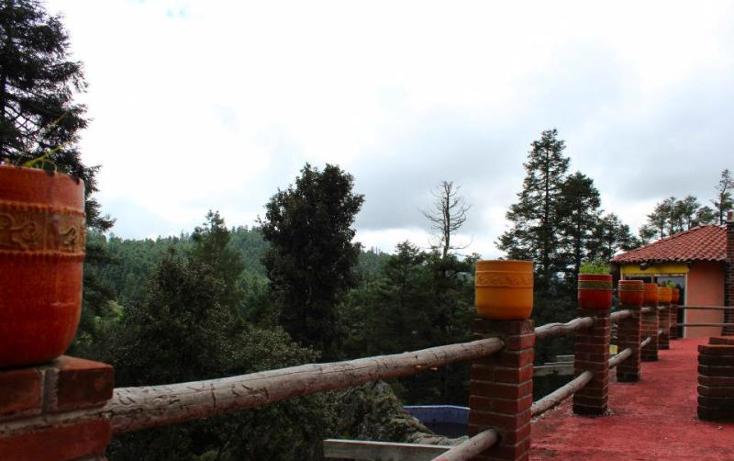 Foto de terreno habitacional en venta en  , san vicente, mineral del monte, hidalgo, 1022041 No. 10
