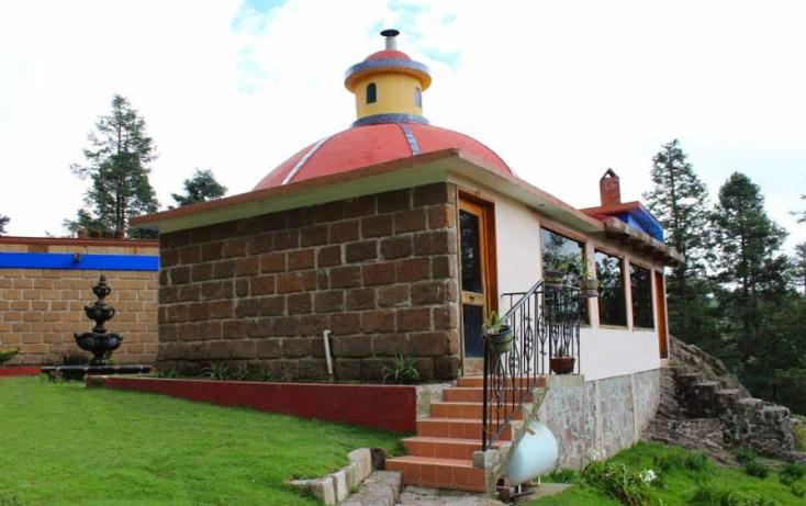 Foto de terreno habitacional en venta en  , san vicente, mineral del monte, hidalgo, 1022041 No. 14
