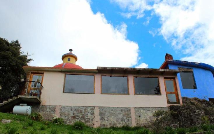 Foto de terreno habitacional en venta en  , san vicente, mineral del monte, hidalgo, 1022041 No. 16
