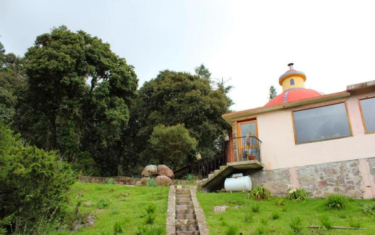 Foto de terreno habitacional en venta en  , san vicente, mineral del monte, hidalgo, 1022041 No. 19