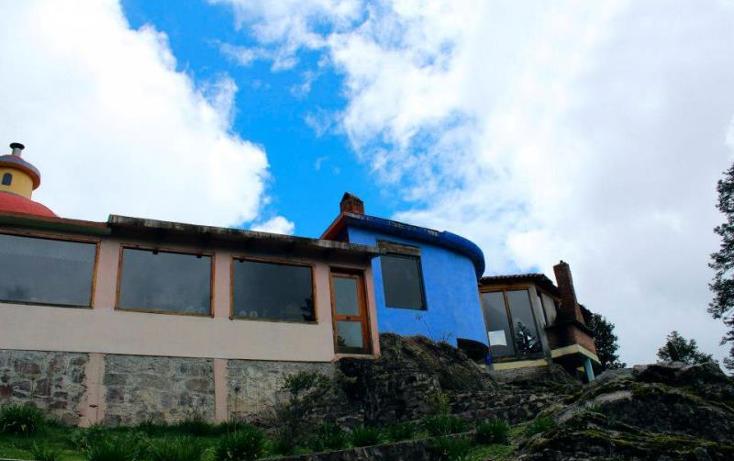 Foto de terreno habitacional en venta en  , san vicente, mineral del monte, hidalgo, 1022041 No. 20