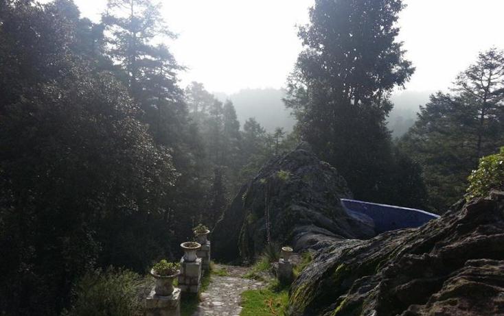 Foto de terreno habitacional en venta en  , san vicente, mineral del monte, hidalgo, 1022041 No. 25
