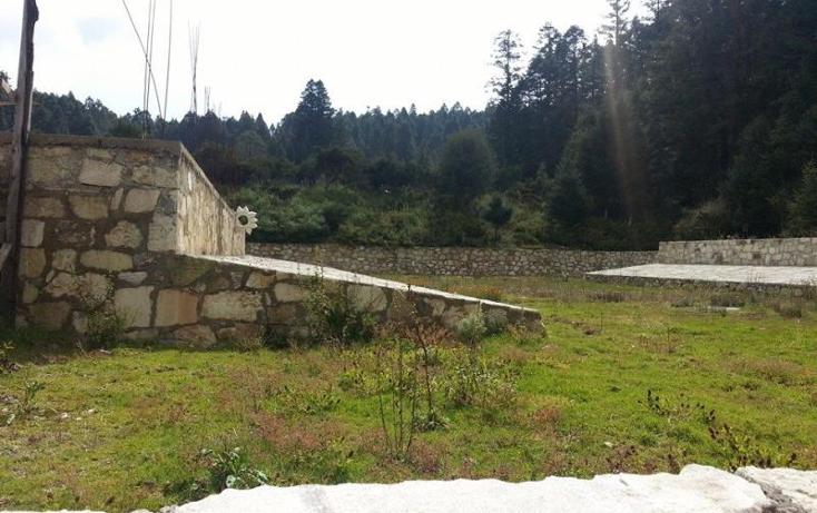 Foto de terreno habitacional en venta en  , san vicente, mineral del monte, hidalgo, 1022041 No. 28