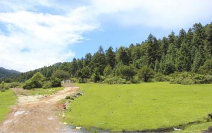 Foto de terreno habitacional en venta en  , san vicente, mineral del monte, hidalgo, 519705 No. 11