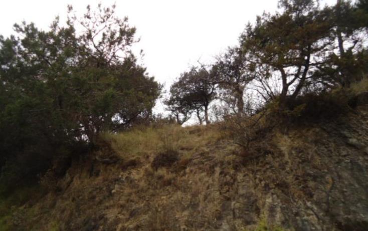 Foto de terreno habitacional en venta en  , san vicente, mineral del monte, hidalgo, 803023 No. 02