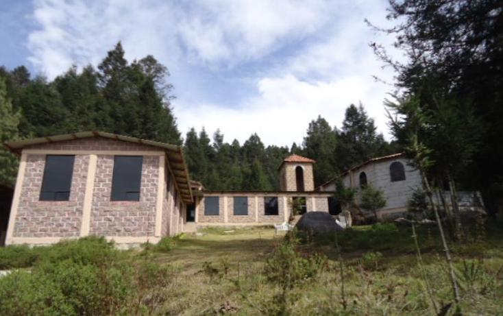 Foto de terreno habitacional en venta en  , san vicente, mineral del monte, hidalgo, 803023 No. 14