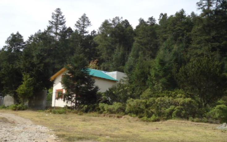 Foto de terreno habitacional en venta en  , san vicente, mineral del monte, hidalgo, 803023 No. 20