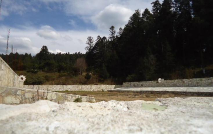 Foto de terreno habitacional en venta en  , san vicente, mineral del monte, hidalgo, 803023 No. 23
