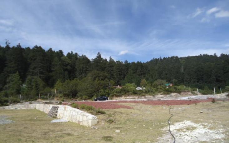 Foto de terreno habitacional en venta en  , san vicente, mineral del monte, hidalgo, 803023 No. 25