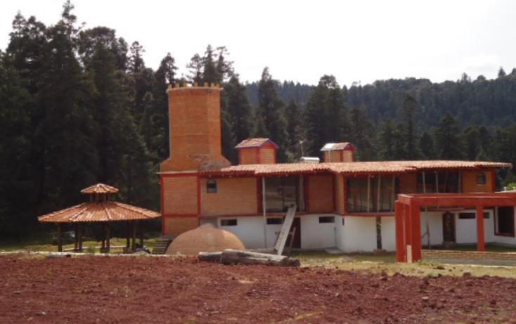 Foto de terreno habitacional en venta en  , san vicente, mineral del monte, hidalgo, 803023 No. 28